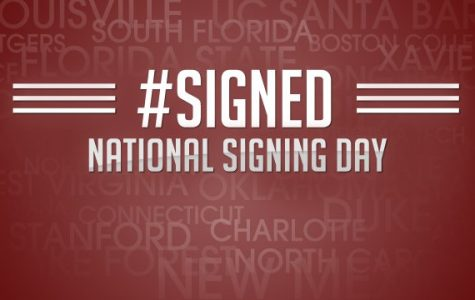 National Letter of Intent Signing Live Broadcast