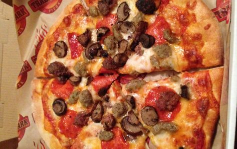 Food Review: Trademark Pizza