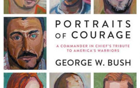 "GBHS alum featured in George W. Bush's new book, ""Portraits of Courage"""