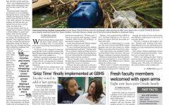 Granite Bay Gazette, Issue 1, September 2017