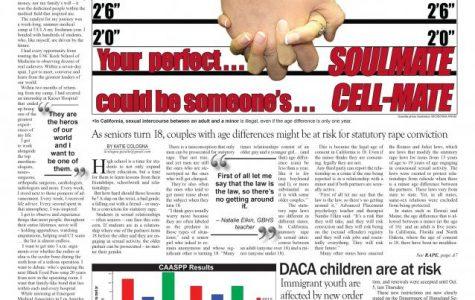 Granite Bay Gazette, Vol. 21, Issue 2, October 2017