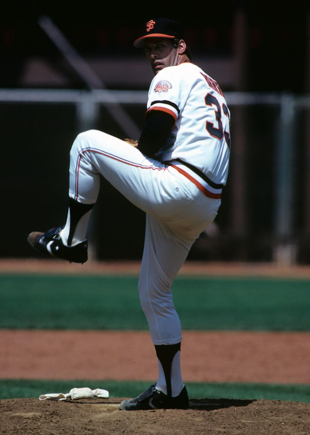 Jim Barr pitched for the San Francisco Giants and the Los Angeles Angels of Anaheim during his long career in Major League Baseball.