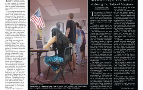 The Gazette, Nov. 2017, Vol. 21, Issue 3