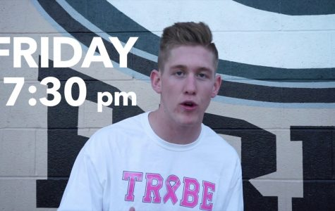 Basketball at Woodcreek on Friday — promo video