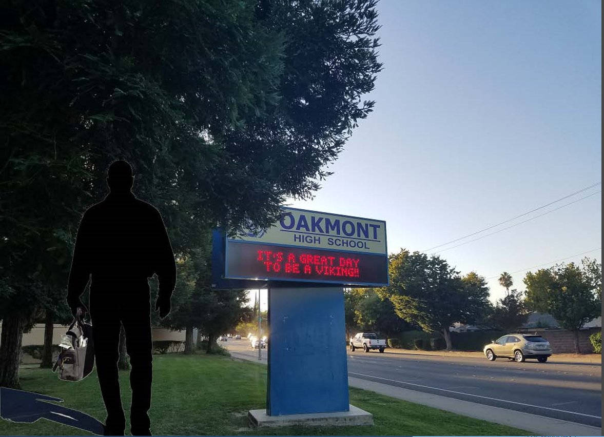 After being suspended from his teaching assignment at Oakmont High, former district health teacher Doug Mason spent part of the 2017-18 academic year in a split assignment at both Roseville and Oakmont high schools.