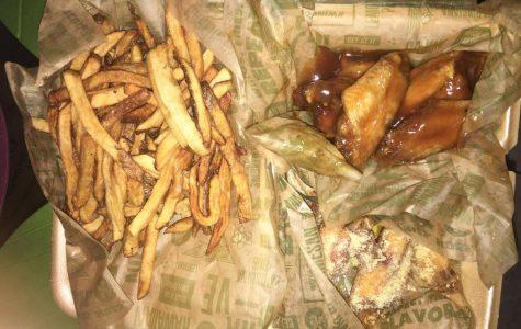 Food Review: Wingstop