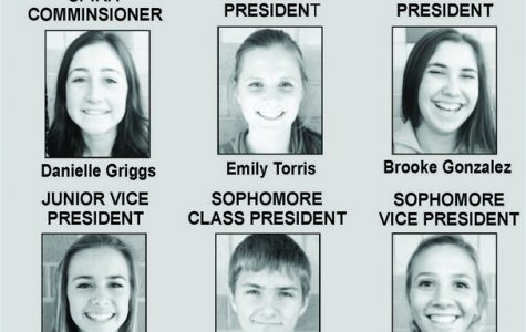 Student Body Elections: Fewer Candidates