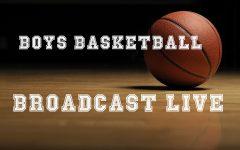 Live Broadcast Boys Basketball vs Oak Ridge 1.22.16