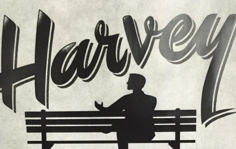 Student-directed play, 'Harvey', to open soon
