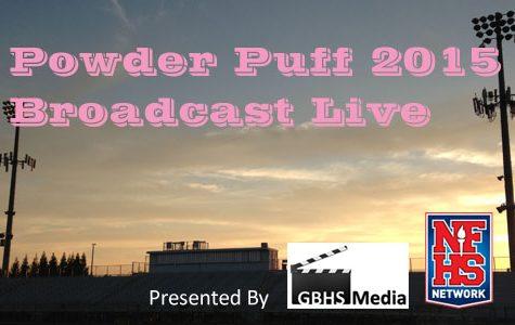 Powder Puff 2015 Live Broadcast