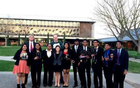 Speech and Debate, FBLA teams win their events