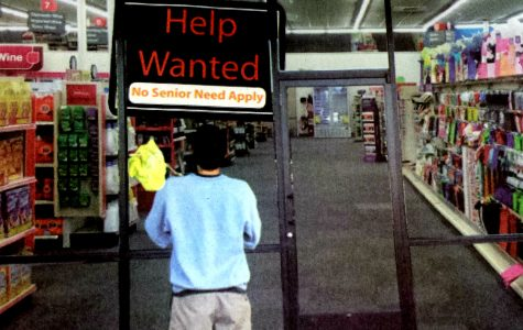Departing seniors struggle to find jobs