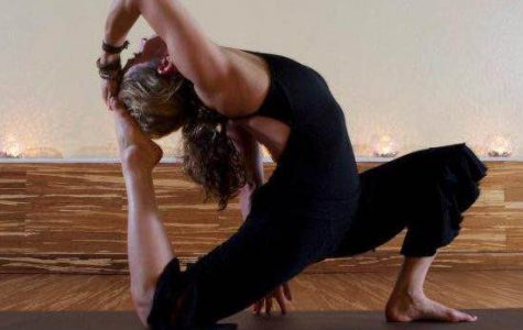Hot yoga grows in popularity