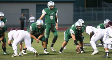 SLIDESHOW: Oak Ridge at Granite Bay, varsity football