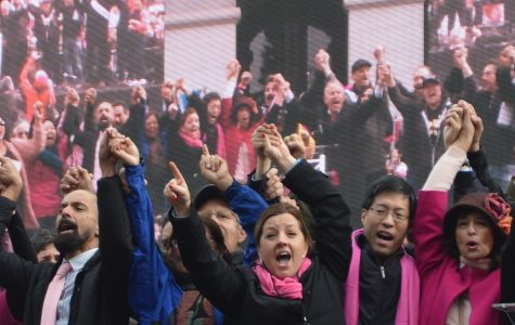 Sacramento Million Women's March