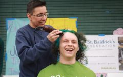 St. Baldrick's Day Event