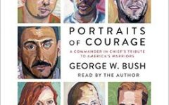 """GBHS alum featured in George W. Bush's new book, """"Portraits of Courage"""""""