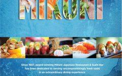 Mikuni Sushi restaurants