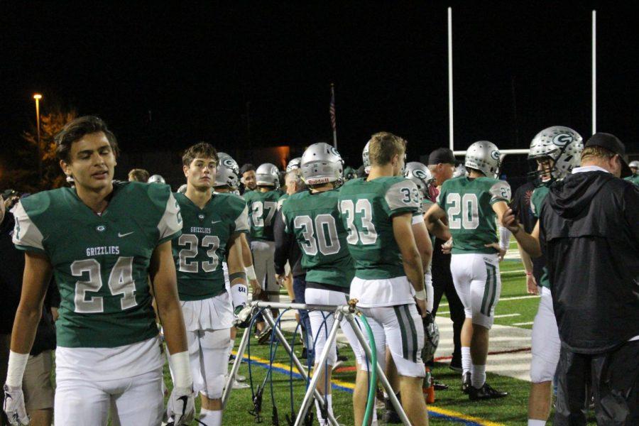 Varsity football continues its playoff run