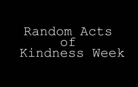 Random Acts of Kindness Week: 2.13.18