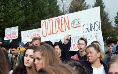 SLIDESHOW: National walkout at Granite Bay High