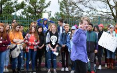 GBHS participates in National Student Walkout