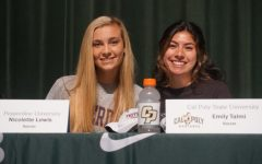 Granite Bay High seniors attend signing day