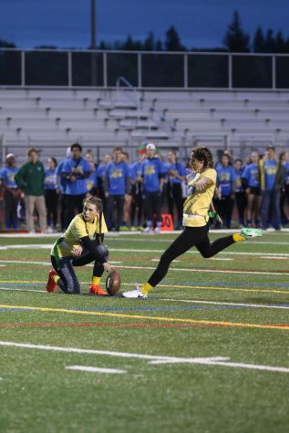 SLIDESHOW: Powder Puff Rally