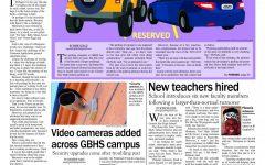 Gazette, September 2018, Vol. 22, Issue 1