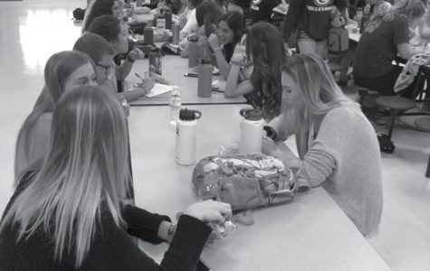 Students observe cliques in the school environment