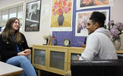 Peer counseling is a key resource