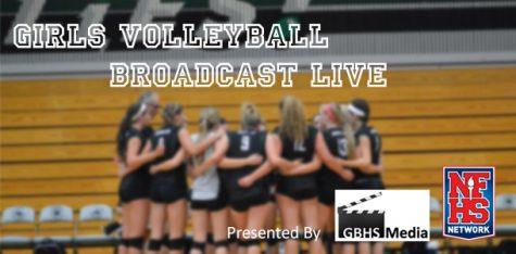 Live Broadcast Playoffs Girls Volleyball vs Franklin 11.11.14