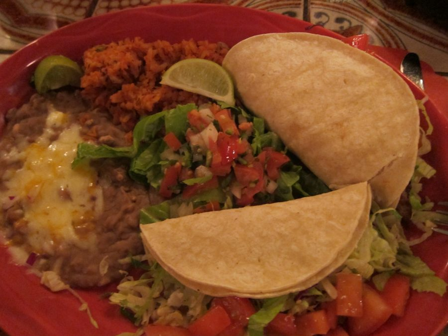Food Review: Cabos Restaurant