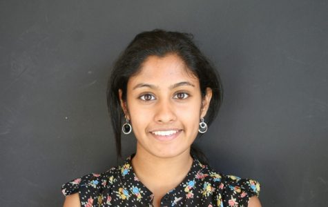 Gazette co-editor-in-chief: Neha Kompella