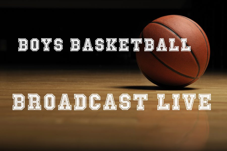 Live Broadcast Boys Basketball vs Oak Ridge 1.22.16