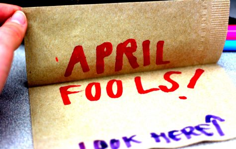 Students talk about their April Fool's Day experiences