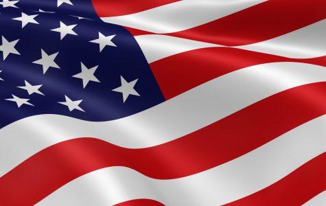 Patriotic observance prevalent on campus