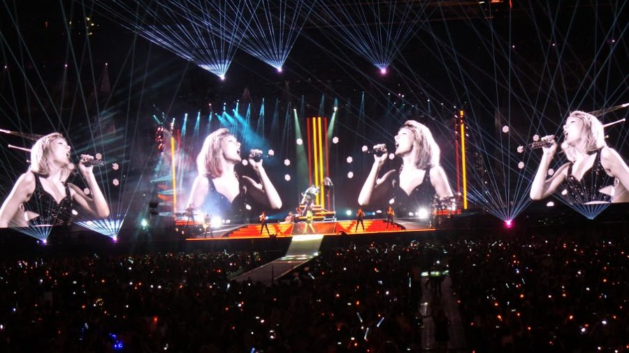 Taylor+Swift+is+one+of+many+celebrities+that+GBHS+students+enjoy+seeing+in+concert.+