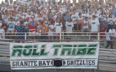 The name of the student cheering section at Granite Bay High School, the