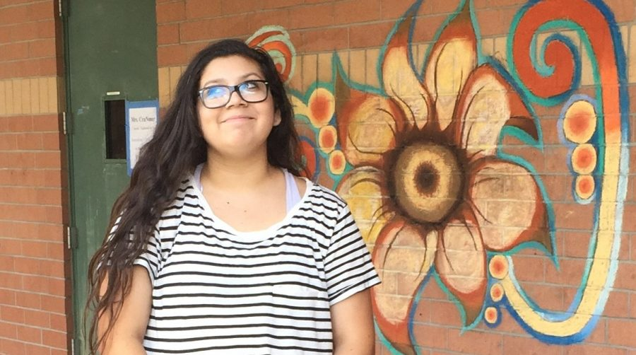 ISABELLA BORREGO: Isabella is a girl in her Freshman year, she loves her family, softball, and her time at Granite Bay! And she has strict ideas for the future