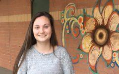 SKYLAR MAYHEW: Going through the motions of senior year