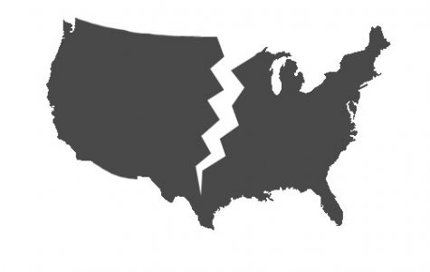 Have the United States become divided?