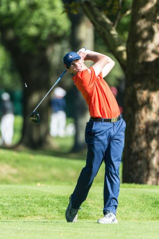 Former GBHS golfer excels at University of Illinois