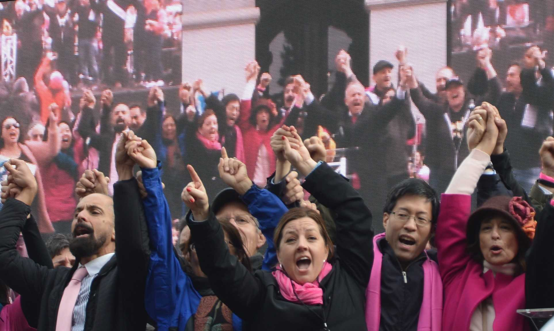 SLIDESHOW%3A+Sacramento+Million+Womens+March