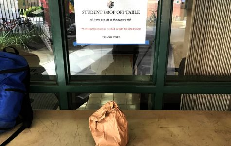 Stolen lunches cause frustration among students and administration