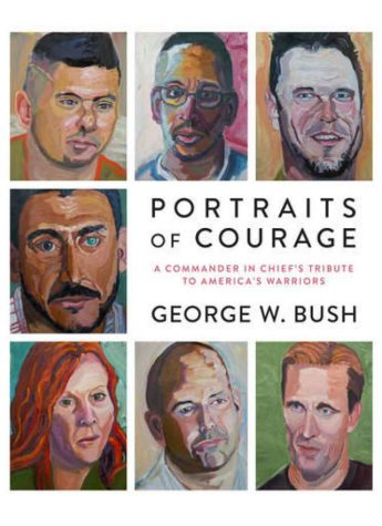 GBHS alum featured in George W. Bush's new book,