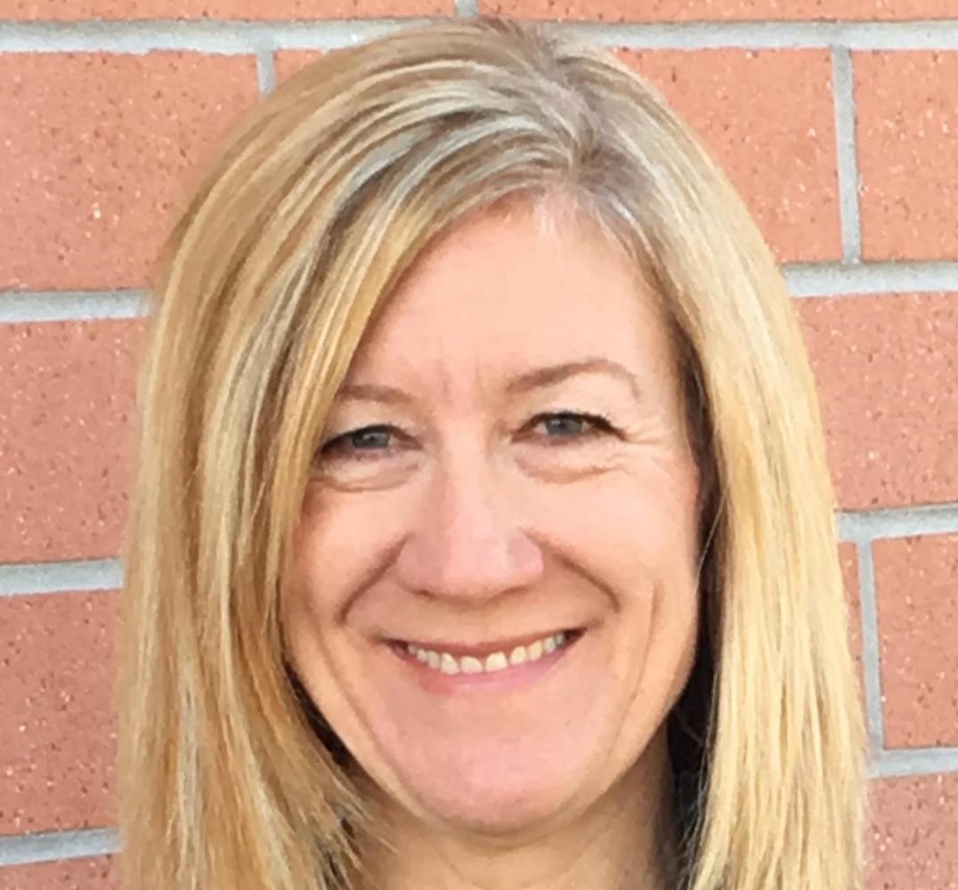 GBHS principal Jennifer Leighton