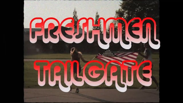 Freshman+tailgate+promo