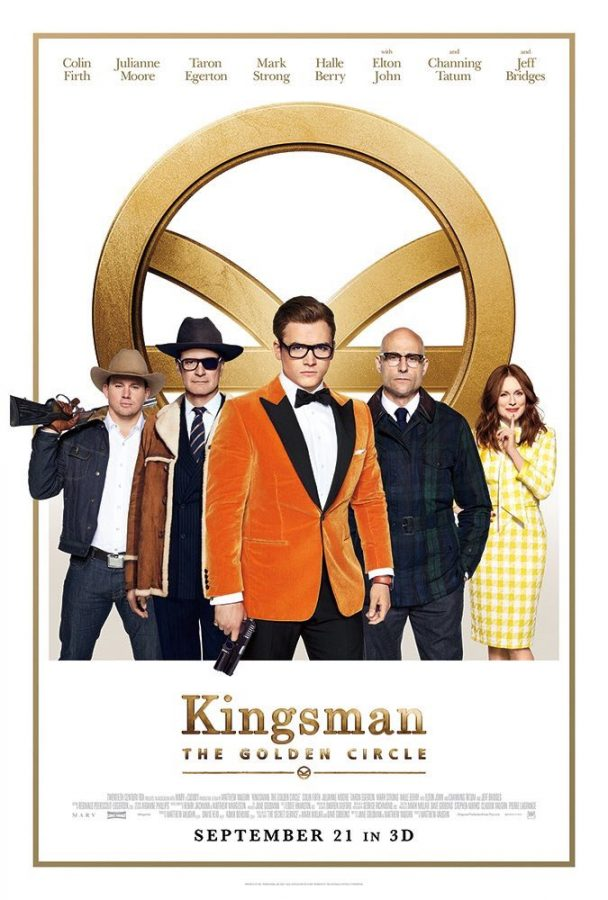 Movie+Review%3A+Kingsman%3A+The+Golden+Circle