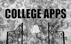 Seniors embark upon college application journey